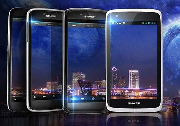 Sharp Aquos Phone SH930W, 5 ιντσο Android smartphone για τη Ρωσία
