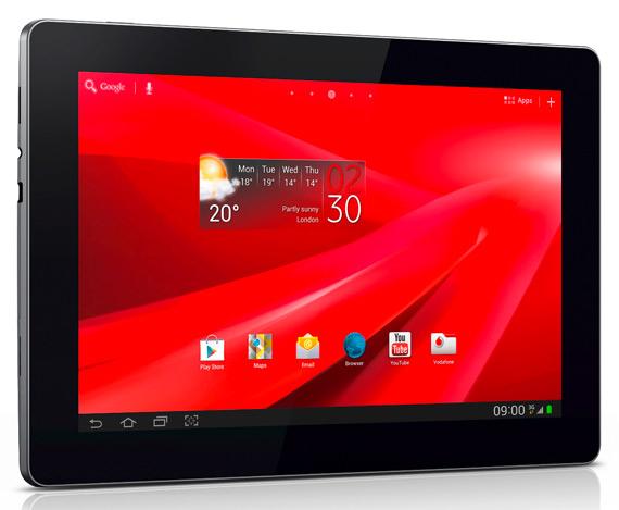 Vodafone Smart Tab II με οθόνη 7 και 10 ιντσών και τιμή 249 ευρώ και 449 ευρώ αντίστοιχα