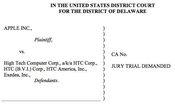 Apple και HTC συμφώνησαν ανακωχή για 10 χρόνια