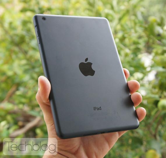 iPad mini, Κλάπηκαν 3.600 κομμάτια αξίας 1.5 εκ. δολαρίων