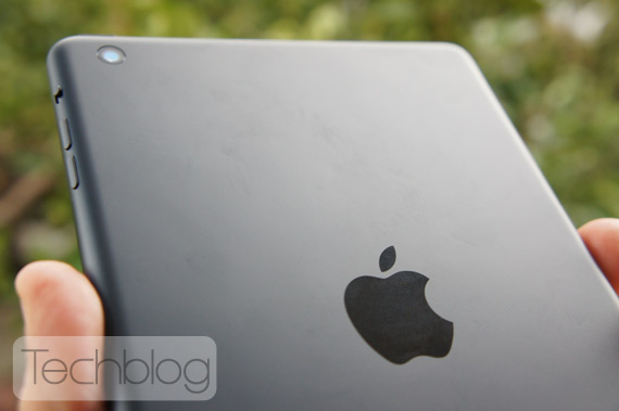 iPad mini φωτογραφίες hands-on