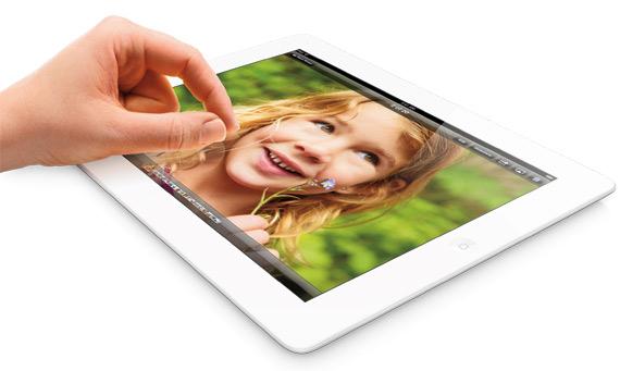 iPad 4 Retina Wi-Fi + Cellular, Κυκλοφορεί την Πέμπτη 29 Νοεμβρίου