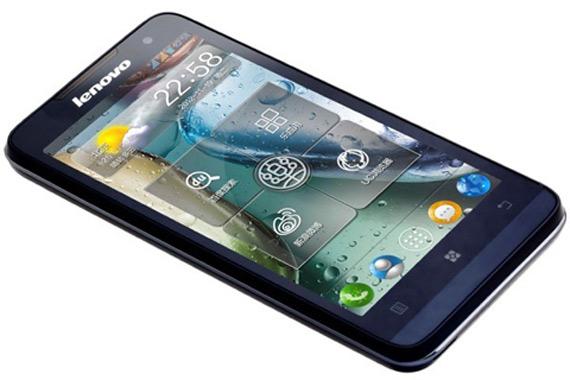 Lenovo P770, Android smartphone με μπαταρία 3500 mAh