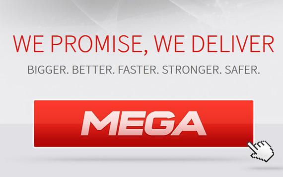 Kim Dotcom, Επίσημη ανακοίνωση της υπηρεσίας Mega