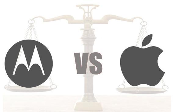 Στα δικαστήρια Apple και Motorola Mobility για... πατέντες