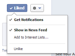 Facebook Page Notifications [News & Views]