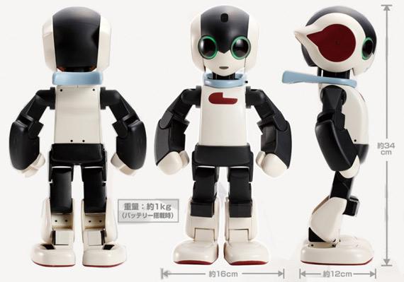 Robi, Κατασκεύασε το δικό σου ρομπότ από την DeAgostini Japan