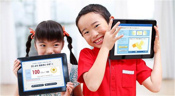 Σύστημα e-learning για Ιάπωνες μαθητές προσχολικής ηλικίας