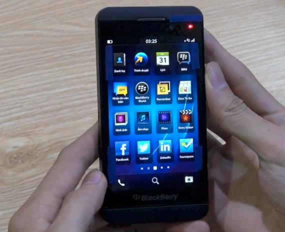 RIM, Τουλάχιστον έξι νέες συσκευές με BlackBerry 10 αναμένονται το 2013