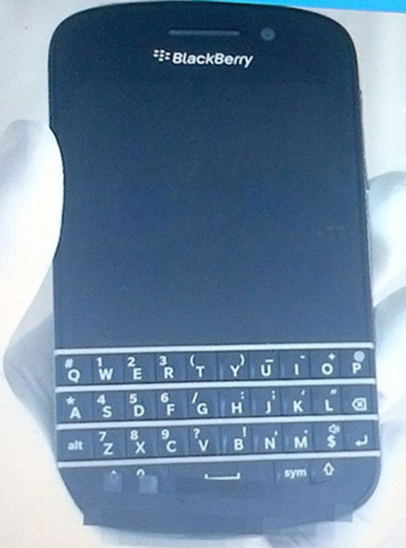 BlackBerry N-series, Smartphone με QWERTY πληκτρολόγιο και το BlackBerry 10 OS