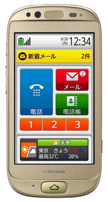 Fujitsu smartphones, Μέσα στο 2013 έρχονται και Ευρώπη