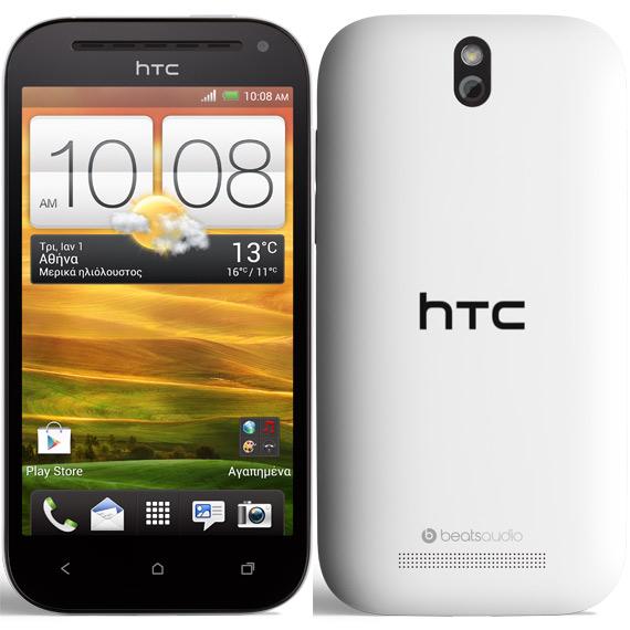 HTC One SV πλήρη τεχνικά χαρακτηριστικά και αναβαθμίσεις