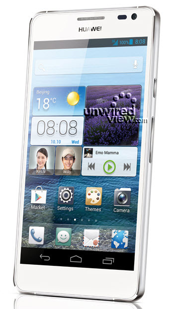 Huawei Ascend D2, Με οθόνη 5 ιντσών 1080p FHD έρχεται και Ευρώπη