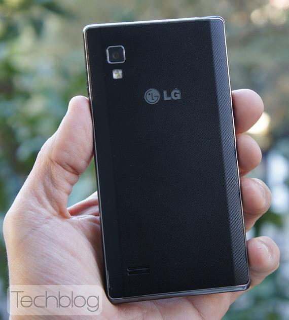 LG Optimus L9 ελληνικό βίντεο παρουσίαση