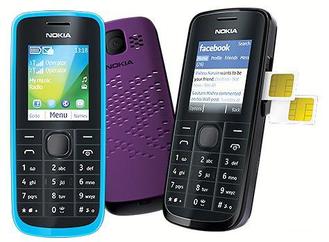 Nokia 114, Κινητό για απλή χρήση με 2 κάρτες SIM