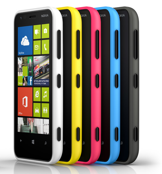 Nokia Lumia 620, Η εκτιμώμενη τιμή πώλησης είναι τα 275 ευρώ χωρίς τους φόρους