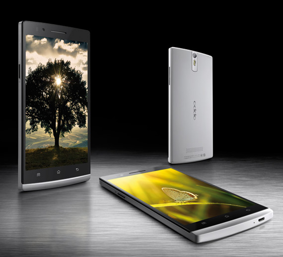 OPPO Find 5 X909, Επίσημα με οθόνη 5 ιντσών 1080p και κάμερα 13 Megapixel