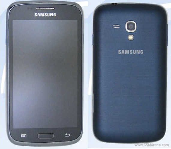 Samsung GT-I8262D, Εισαγωγικό Android smartphone με Jelly Bean
