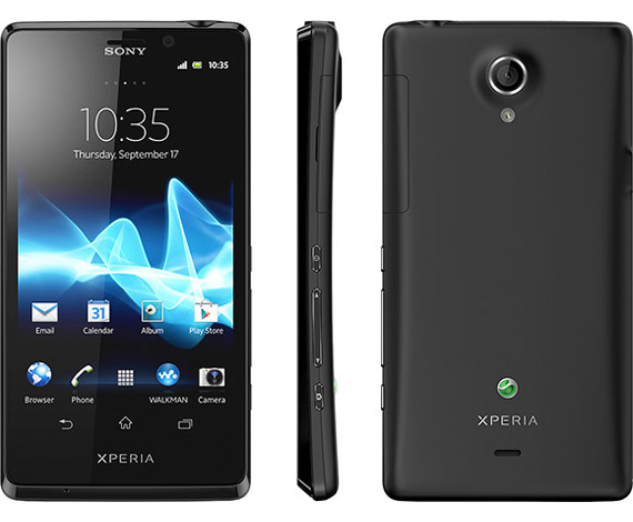 Sony Xperia T, Φεβρουάριο - Μάρτιο η αναβάθμιση σε Android 4.1 Jelly Bean