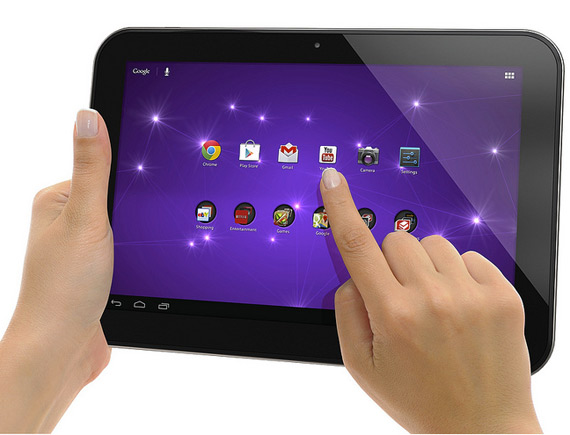 Toshiba Excite 10 SE, Τετραπύρηνο tablet με Andr