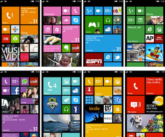 Windows Phone, Αύξηση στα downloads εφαρμογών με την έλευση των WP8