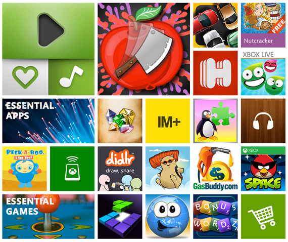 Windows Phone Store, Ξεπέρασε τις 120.000 εφαρμογές