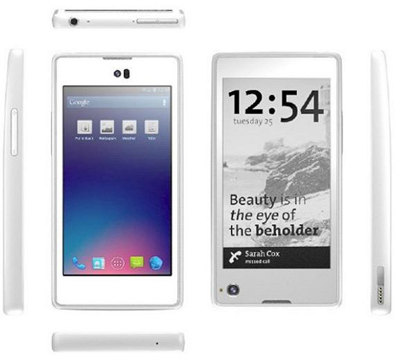 YotaPhone, Θα κυκλοφορήσει τον Νοέμβριο