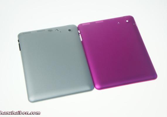 iPad mini κλώνος με υποδοχή για κάρτες μνήμης και Android 4.1 Jelly Bean
