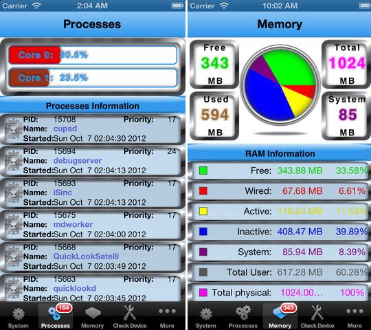 iSinc, Εφαρμογή για iOS συσκευές [Έλληνες developers]