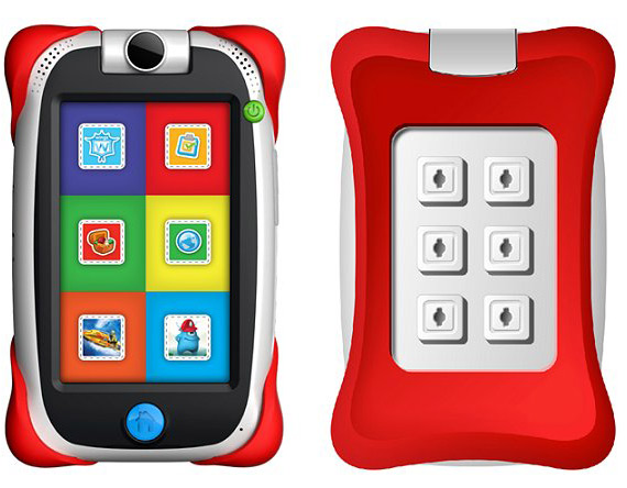 Fuhu Nabi Jr., Tablet με Ice Cream Sandwich για μικρά παιδιά