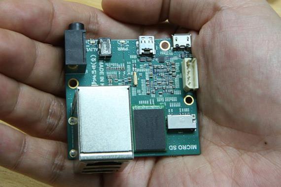 ODROID-U2, Mini PC με τετραπύρηνο επεξεργαστή και 2GB μνήμη RAM