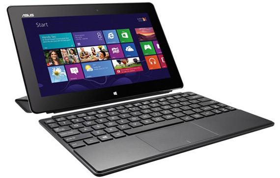 ASUS Vivo Tab Smart Tablet, Με Windows 8 και επεξεργαστή Intel Atom