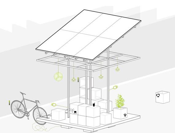 CityIndex Aktina, Πράσινος και ελληνικός σταθμός φόρτισης για αστικά περιβάλλοντα