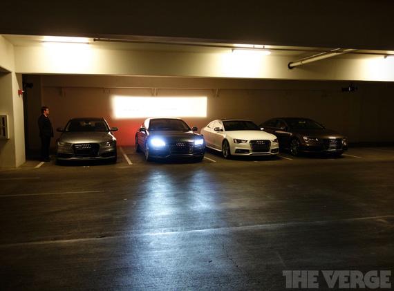 Audi A7, Το Batmobile που ονειρεύεστε [CES 2013]