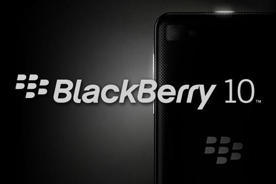 BlackBerry 10 logo
