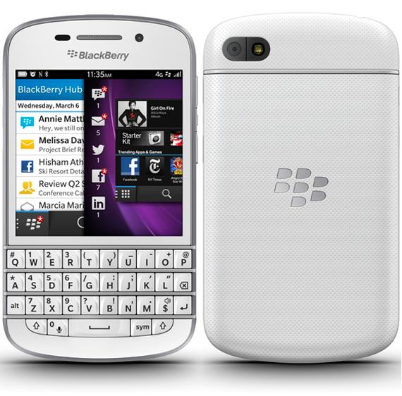 BlackBerry Q10 πλήρη τεχνικά χαρακτηριστικά και αναβαθμίσεις