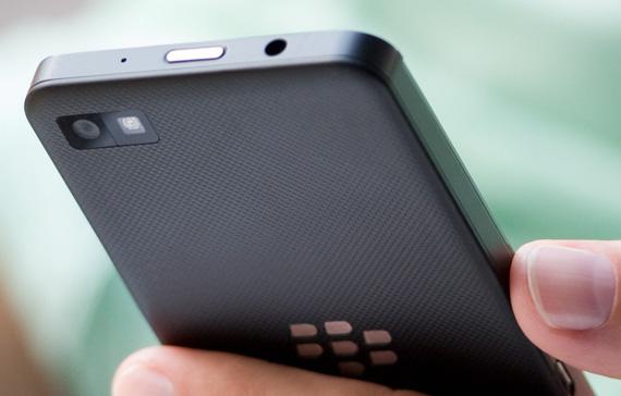 BlackBerry Z10 lifestyle