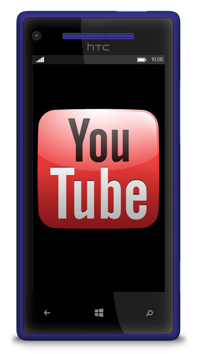 Windows Phone 8 YouTube