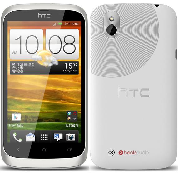 HTC Desire U πλήρη τεχνικά χαρακτηριστικά και αναβαθμίσεις