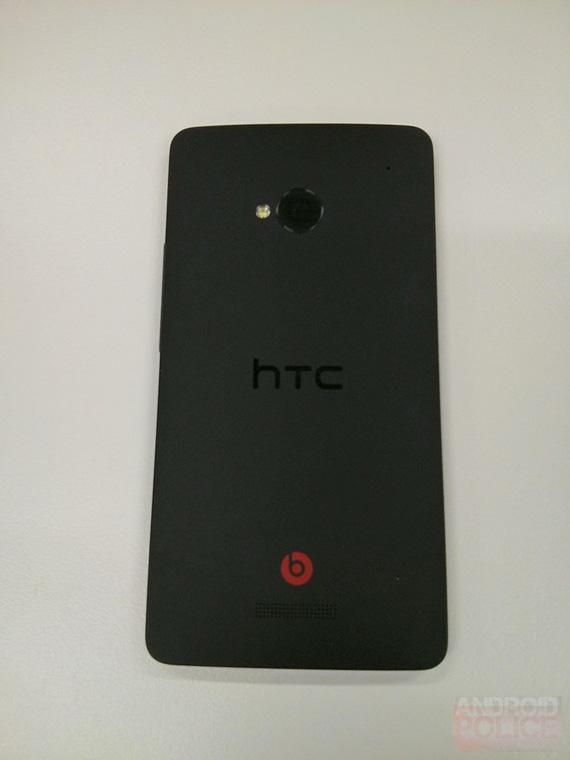 HTC M7 spied
