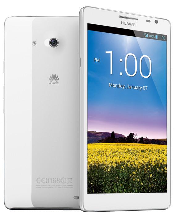 Huawei Ascend Mate, Tabletόφωνο με οθόνη 6.1 ίντσες και τετραπύρηνο επεξεργαστή