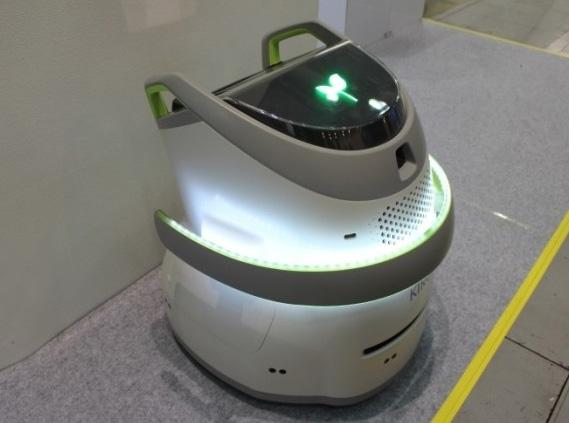 KIRO-M5 robot