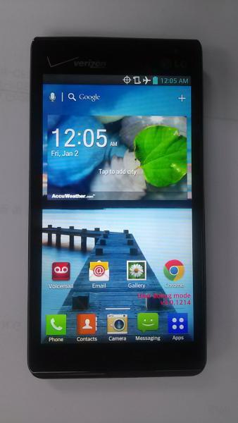 LG-VS870 Verizon Wireless