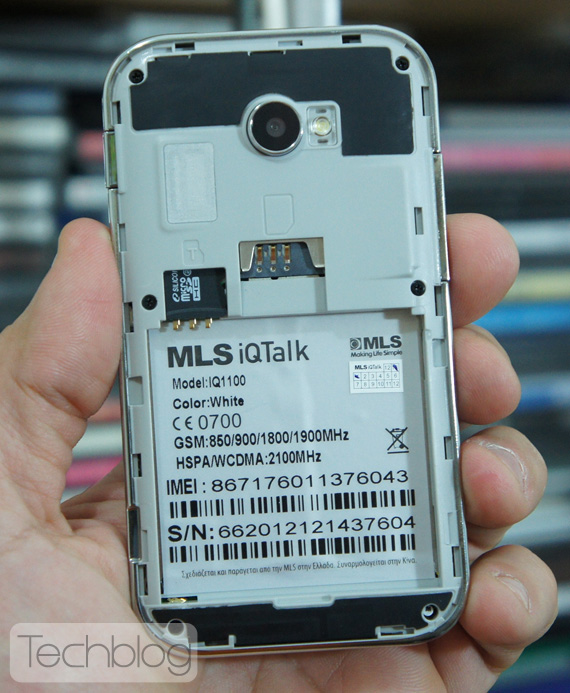 MLS IQTalk Crystal