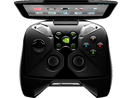 NVIDIA Project SHIELD, Φορητή κονσόλα Android gaming με τον νέο επεξεργαστή Tegra 4 [CES 2013]