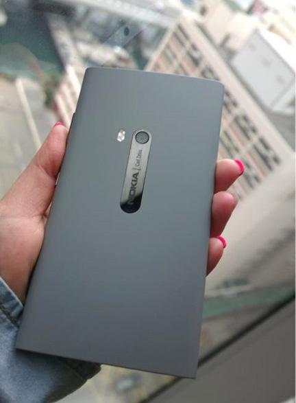Nokia Lumia 920 χρώμα γκρι