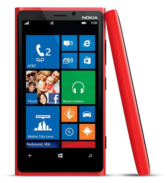 Nokia Lumia 920 πλήρη τεχνικά χαρακτηριστικά και αναβαθμίσεις
