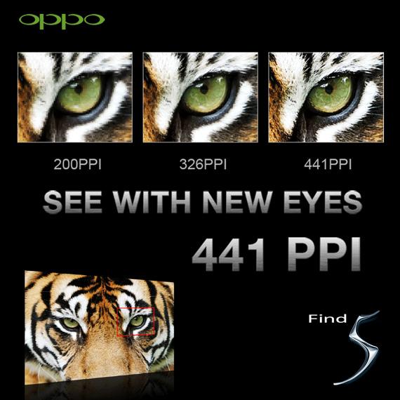 OPPO Find 5