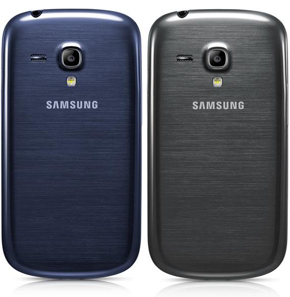 Samsung Galaxy S III mini σε τέσσερα νέα χρώματα