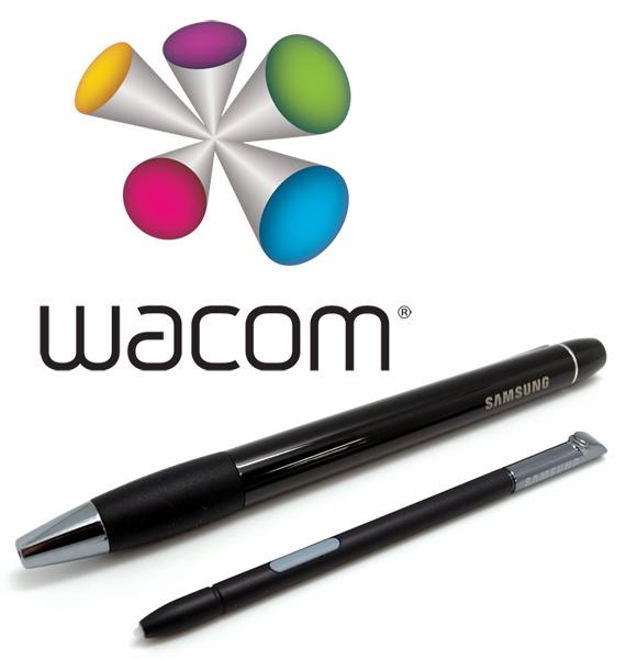 Συνεργασία Samsung και Wacom
